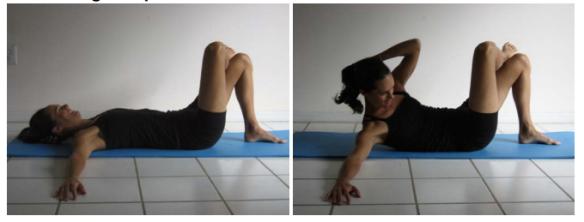 Paddle Chica Core Workout 7