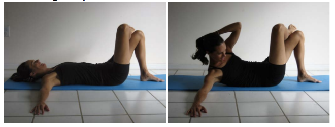 Paddle Chica Core Workout 7